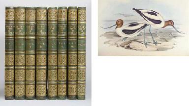 GOULD, John (1804-1881). The Birds of Australia . London: Richard and John...