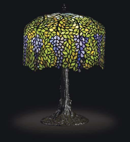 Handel Company lamp