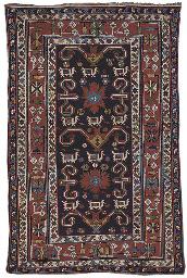 An antique Perepedil rug, East Caucasus