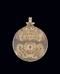 A 9CT GOLD 1928-29 DIVISION 1