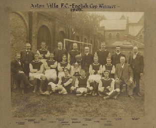 ASTON VILLA F.C., ENGLISH CUP