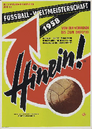 A GERMAN FILM POSTER PROMOTING