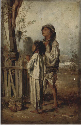 A prayer at the cross