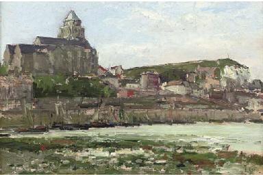The fishing port of Les Trepor