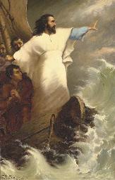 Moïse guidant le peuple juif h