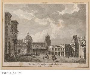 Vues de Sicile par Berthault,