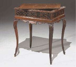 TABLE JARDINIERE DE STYLE ANGL