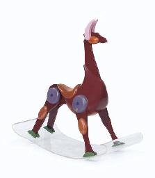 NAOMI WILDMAN'S ROCKING HORSE