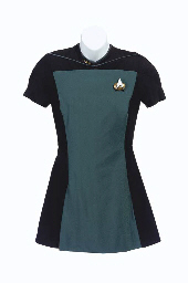 DEANNA TROI'S STARFLEET MINI-DRESS