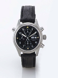 IWC. A STAINLESS STEEL AUTOMAT