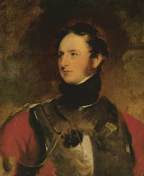Portrait of Charles William St