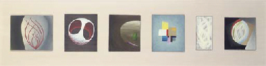 Six Abstract Compositions, in