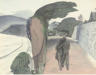 Wartime Romance, Isle of Wight
