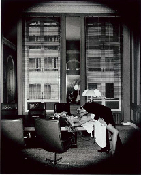 Office Love, Paris, 1976