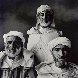 Three Village Elders (B), Khen