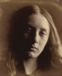 May Prinsep [Head of St. John]