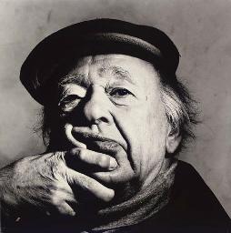 Eugène Ionesco, New York, 21 O