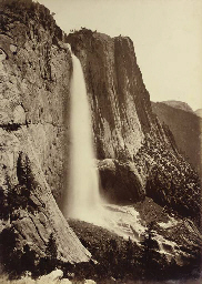 Upper Yosemite Falls from the