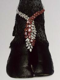 Harry Winston Necklace on Hoof