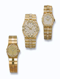 THREE LADY'S DIAMOND 'ST. MORI