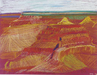 Study of the Grand Canyon XIII