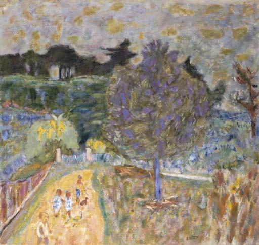 Art history news pierre bonnard at auction for Pierre bonnard la fenetre