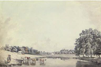 Rosamond's Pond, St  James's P