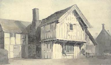 An ale house, formerly a chape