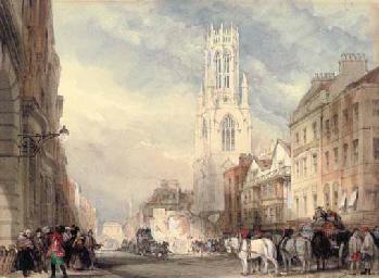 St Dunstan's in the West, Flee