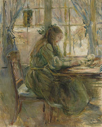 Berthe Morisot: Biography & Impressionist Painter