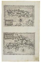 CUBA and HISPANIOLA - FORLANI, PAOLO (fl1560-71)