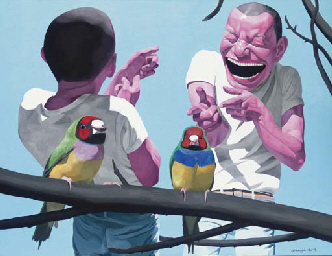 Big Parrots