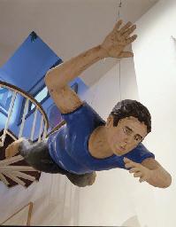 Flying Figure #5