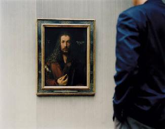 Self-Portrait, Alte Pinakothek
