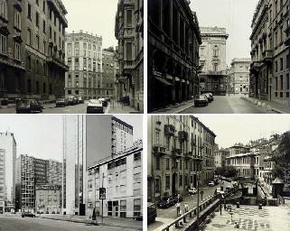 Via Guiseppe Baretti, Milano,