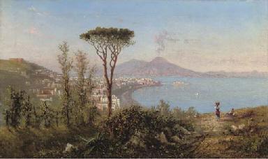 Naples and Castello dell'Ovo w
