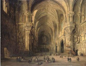 The cathedral of San Juan de l