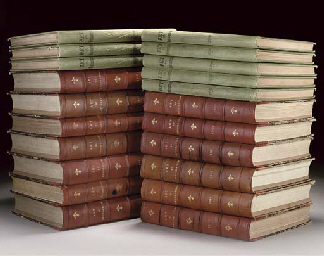 TWENTY ONE VOLUMES OF ART ET D