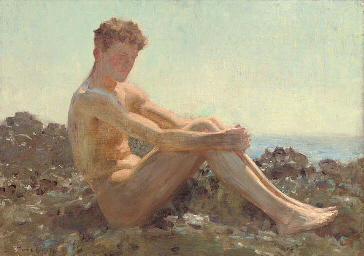 The Sun-bather