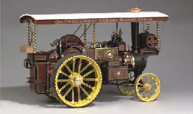 An extremely fine exhibition standard 2in scale model of a B...