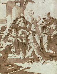 Giovanni Battista Tiepolo (Venice 1696-1770 Madrid)