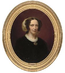 Portrait of Princess Louise-Ch