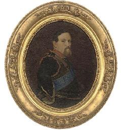 Portrait of King Frederik VII