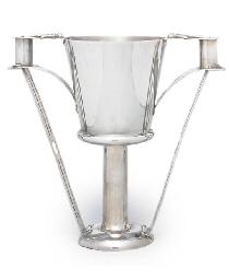 AN EDWARD VII SILVER CUP