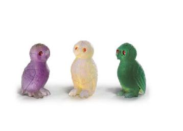 THREE RUSSIAN MODELS OF OWLETS