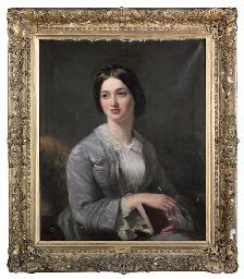 Portrait of Lady Augusta Scott
