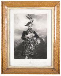 His Grace George, Duke of Gord