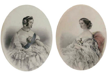 Portraits of Girls, by Léon No
