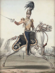 17th Lancers; Rifle Brigade; C