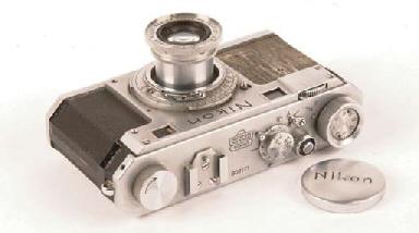 Nikon I no. 609171